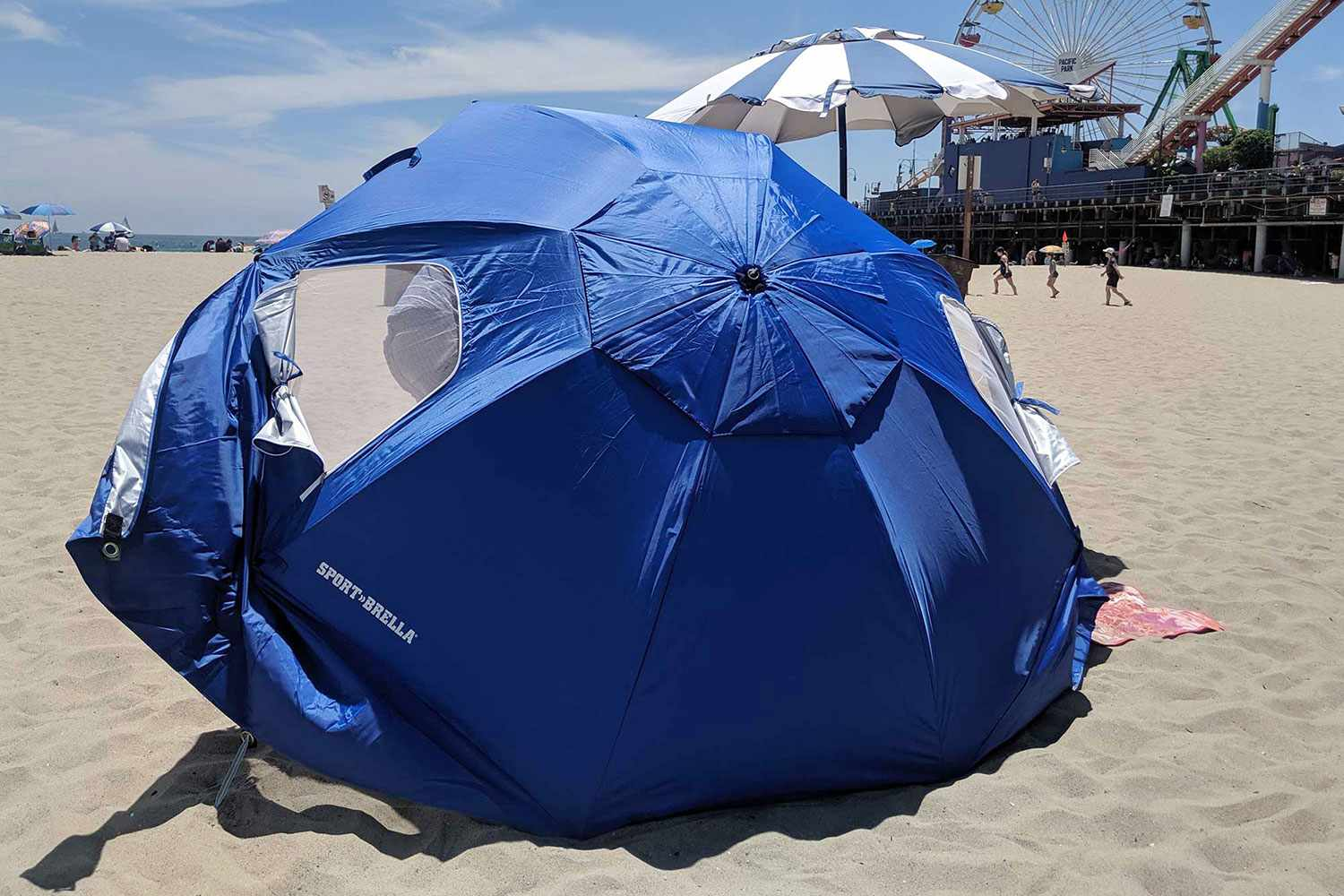 Sport-Brella Portable All-Weather and Beach Umbrella