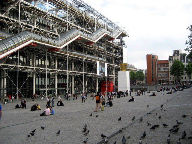 all about the centre georges pompidou in paris guide