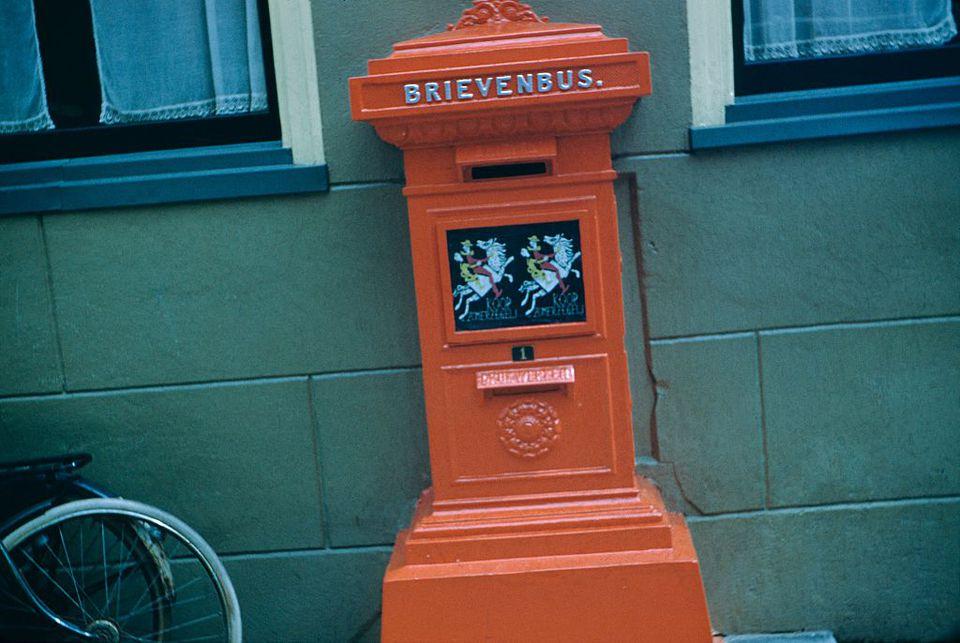 Dutch mailbox
