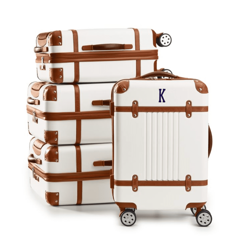 Mark and Graham TERMINAL 1 FAMILY LUGGAGE, SET OF 4