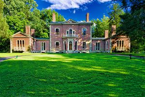 Ashland, the Henry Clay Estate museum in Lexington