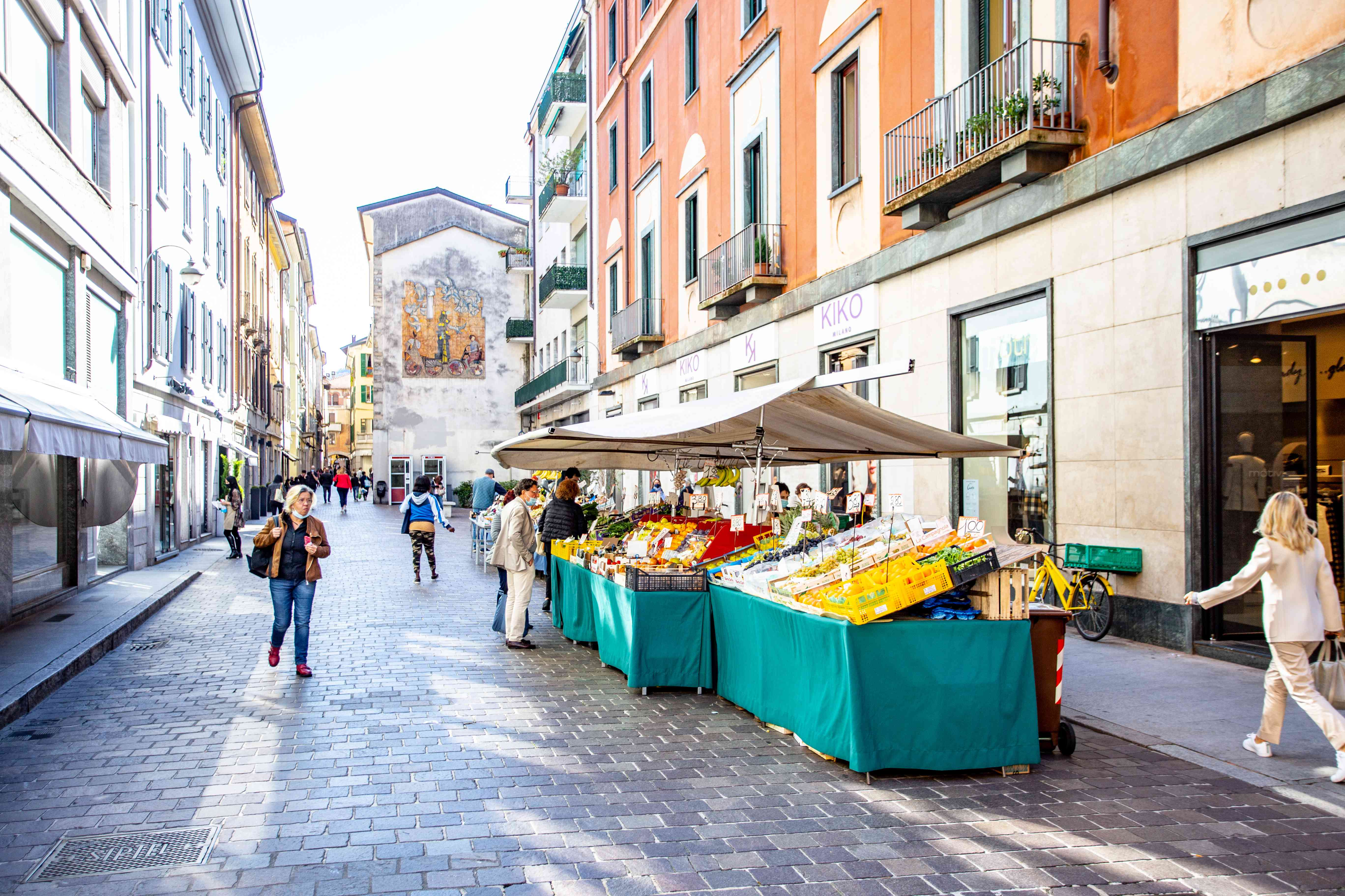 City of Como, Lombardy, Italy
