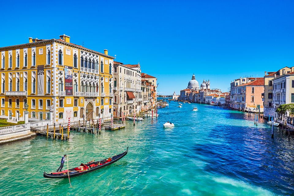 The top 10 cities you should visit in italy grand canal in venice italy altavistaventures Choice Image