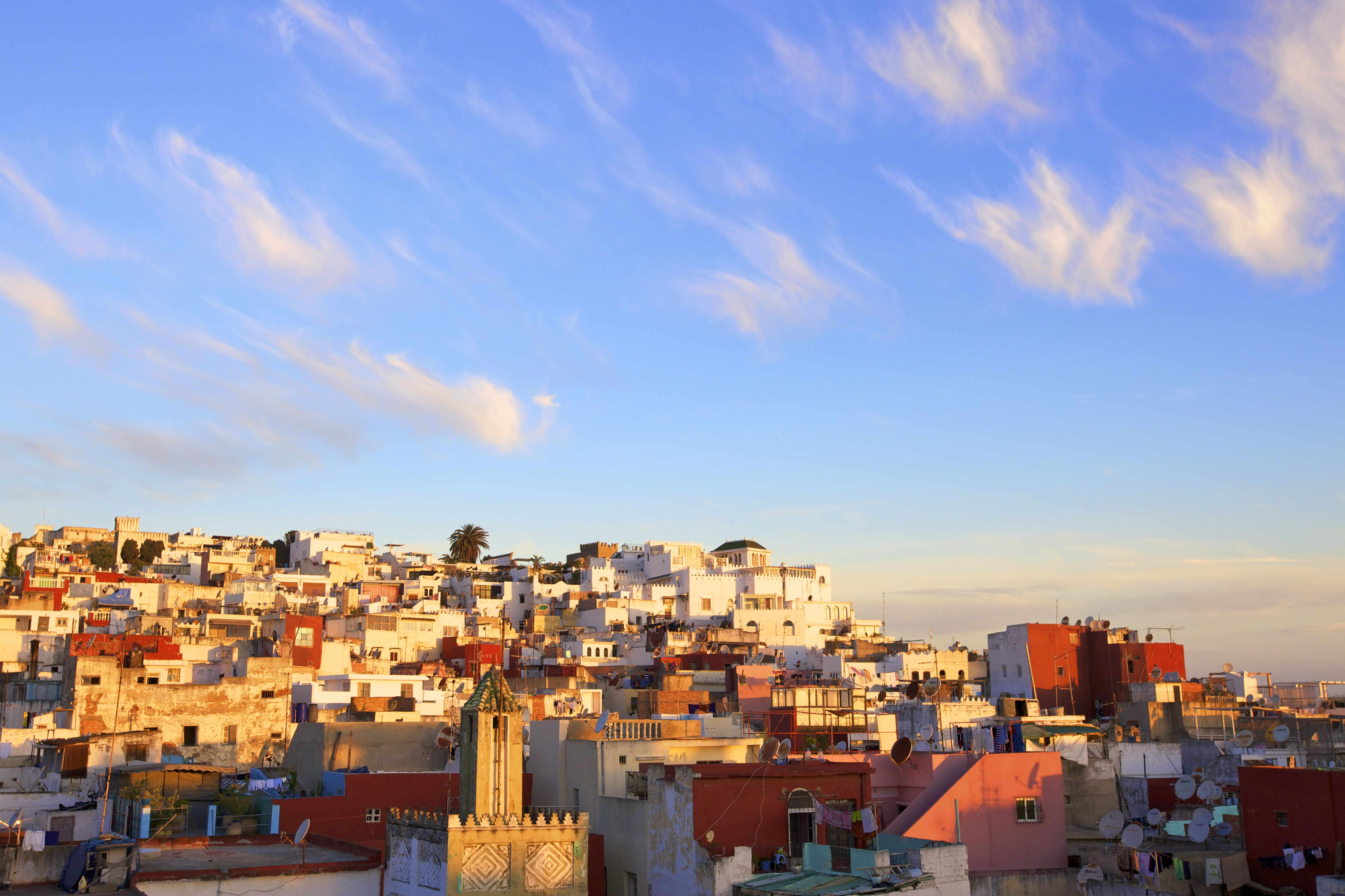 How to Get from Seville to Morocco