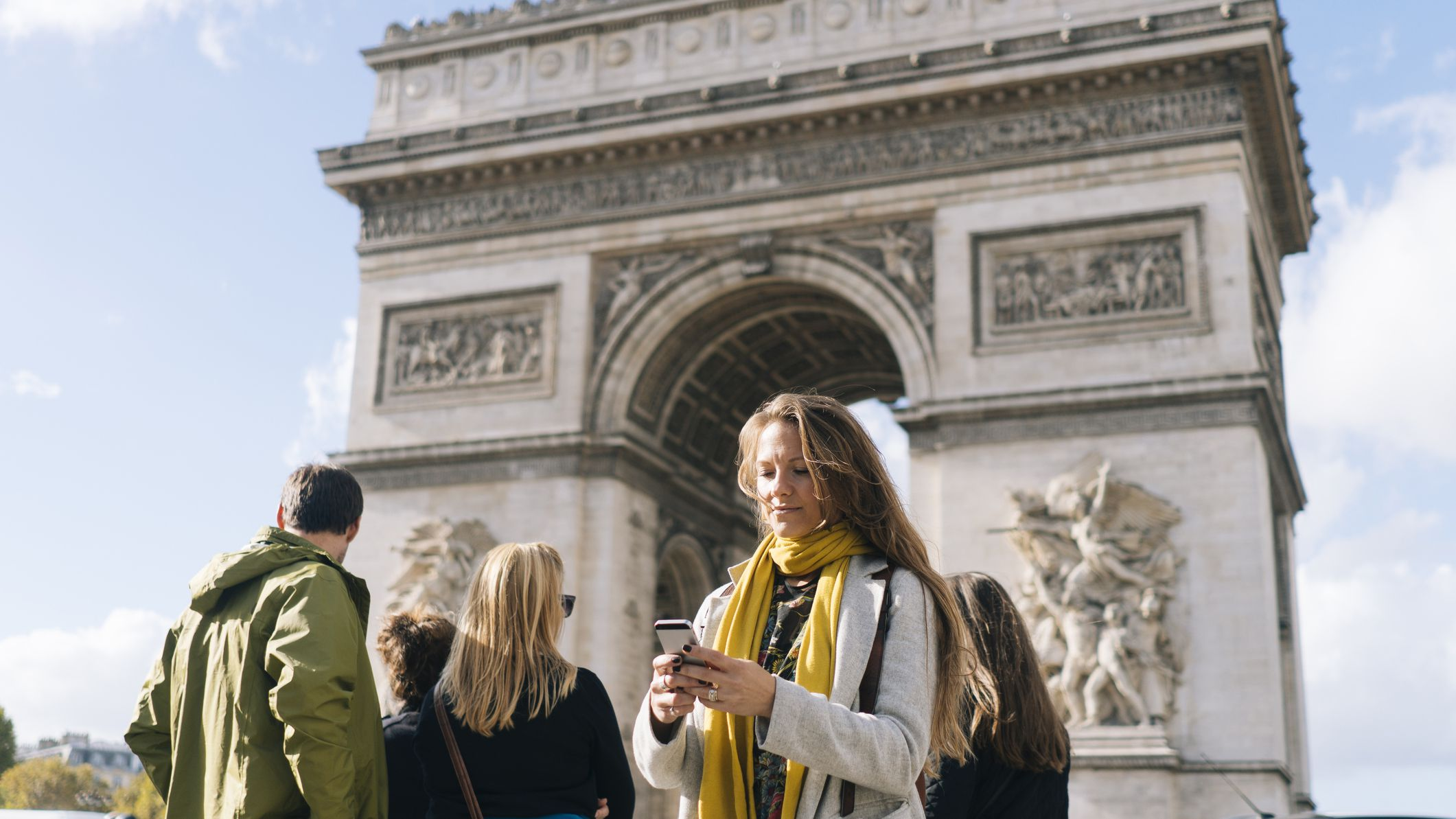 Avoid Pricey Cell Phone Charges When Traveling Abroad