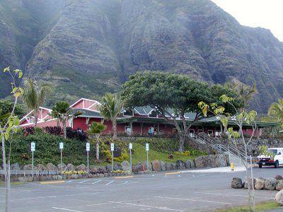 Kualoa Visitor Center