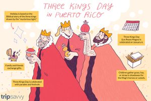 Three Kings Day in Puerto Rico