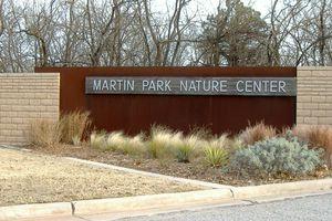 Martin Park Nature Center Oklahoma City