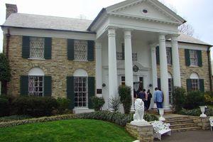 Graceland Mansion, Memphis, Tenn.