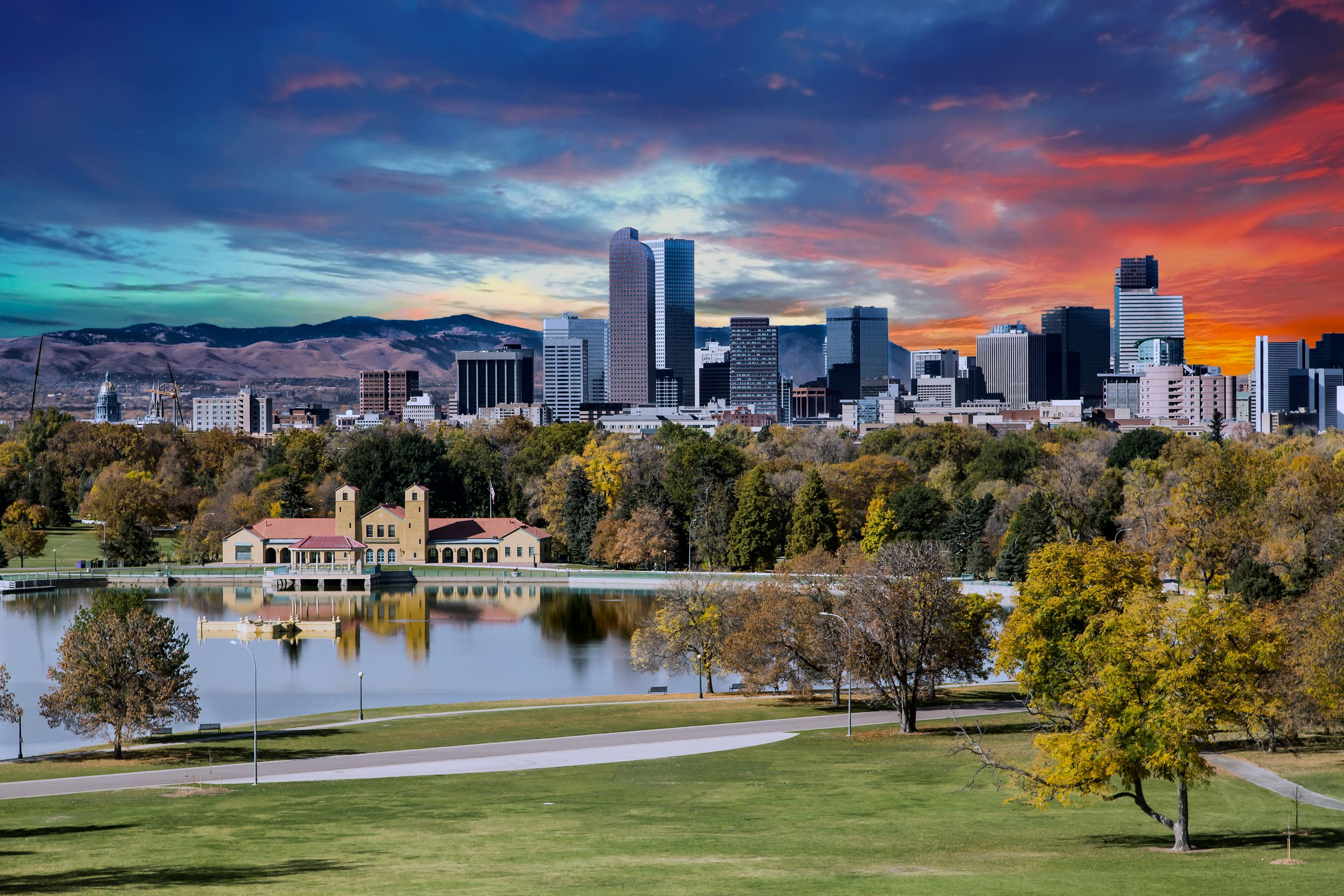 Monthly Car Rentals >> The Weather and Climate in Denver
