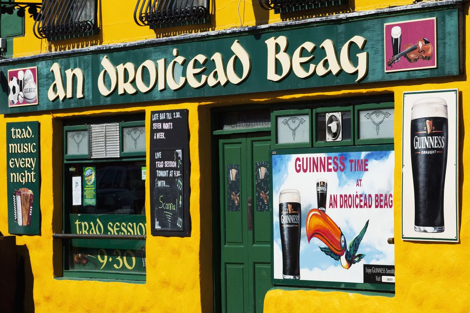 What Is The Minimum Age To Purchase And Drink Alcohol In Ireland
