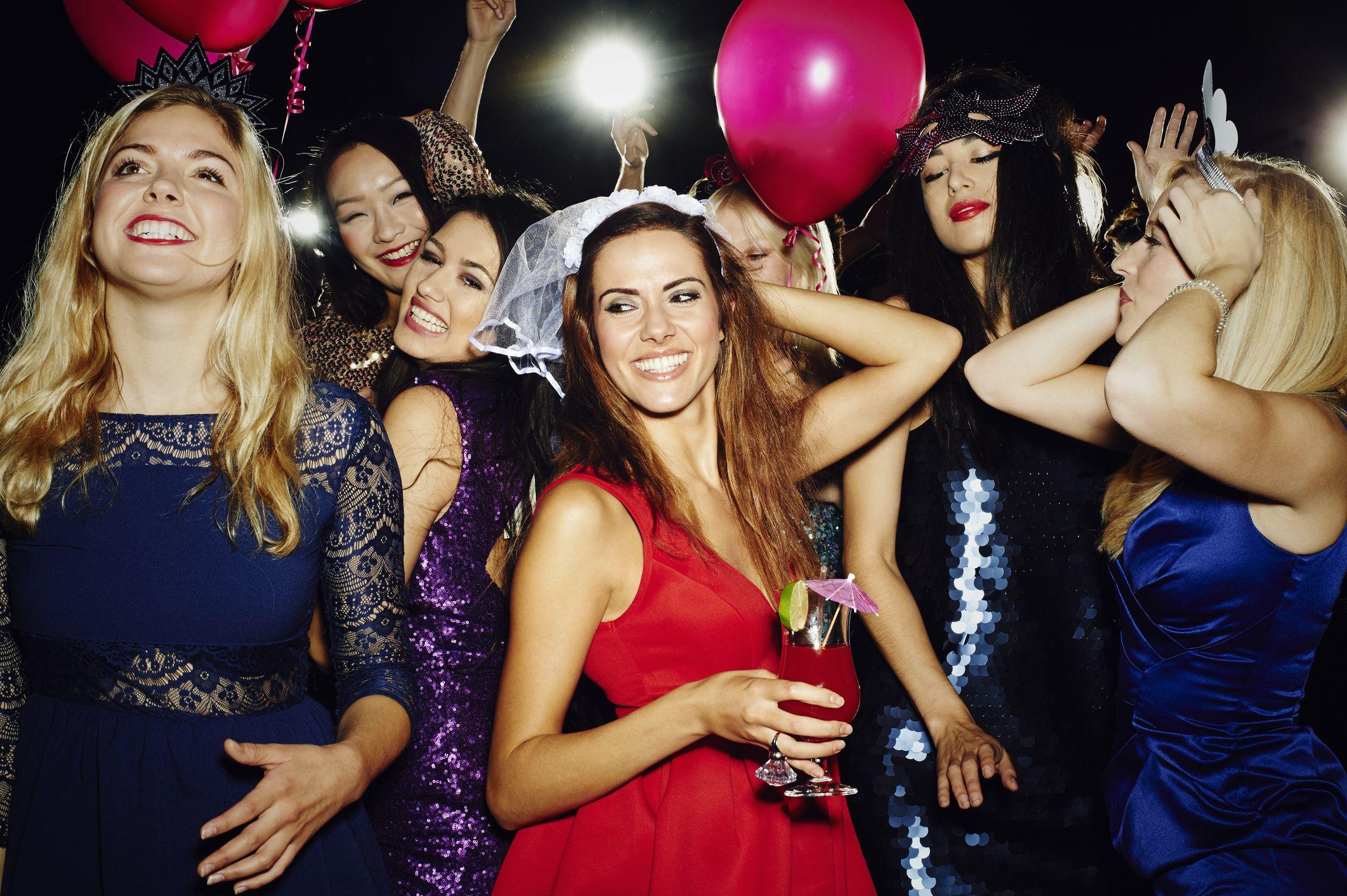Planning A Bachelorette Party In Las Vegas