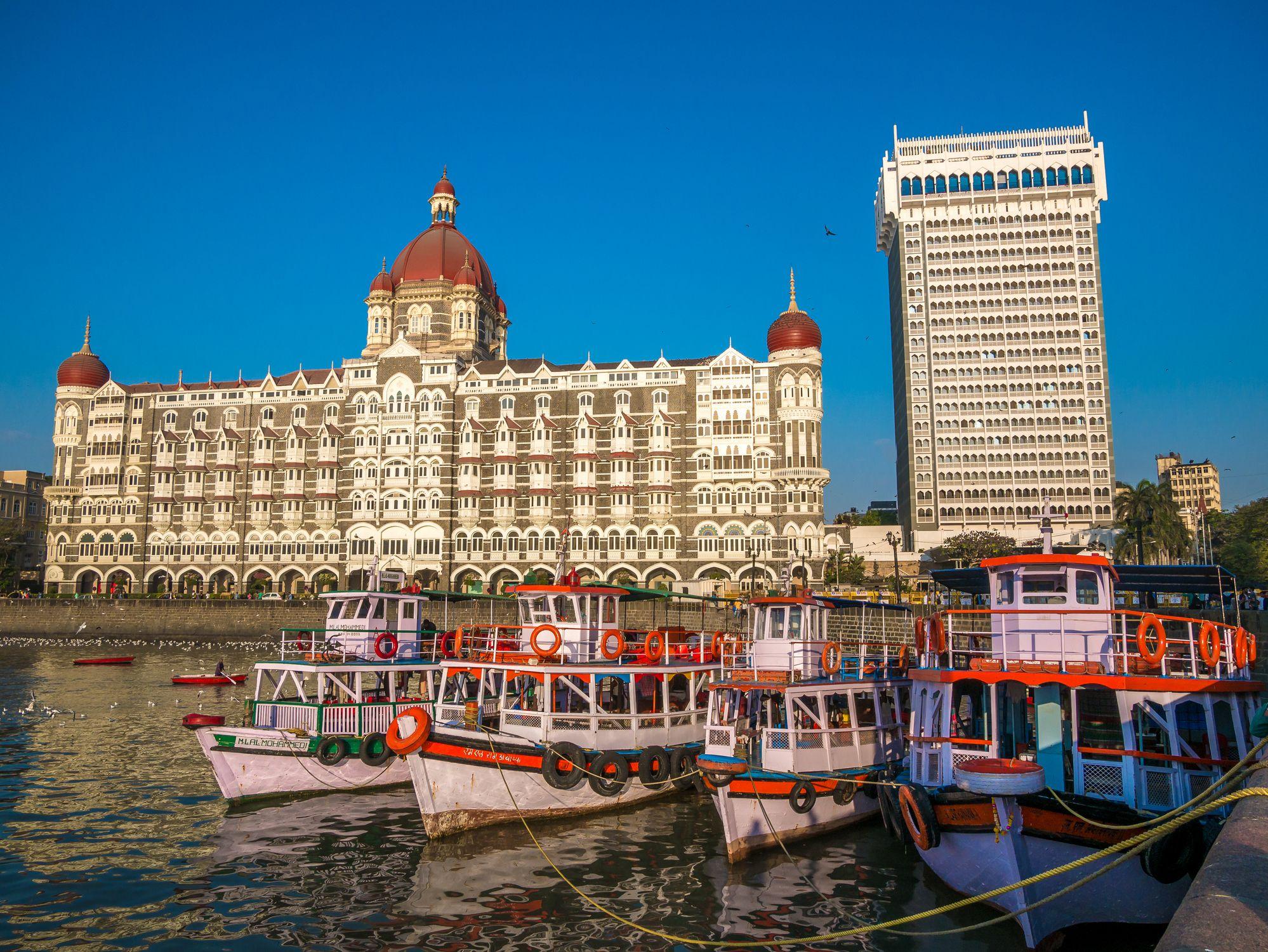 20 Landmarks that Showcase Mumbai's Architecture