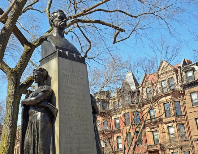 Patrick Collins Memorial Boston