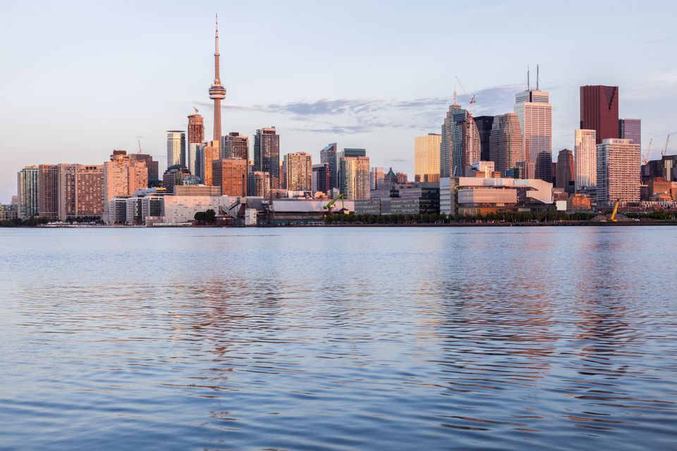 Waterfront of Toronto