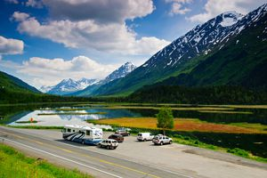 RVing through Alaska