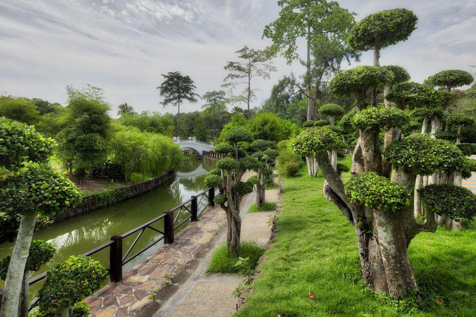 Perdana Botanical Gardens, Kuala Lumpur