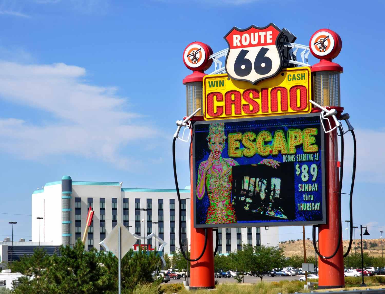 The Route 66 Casino