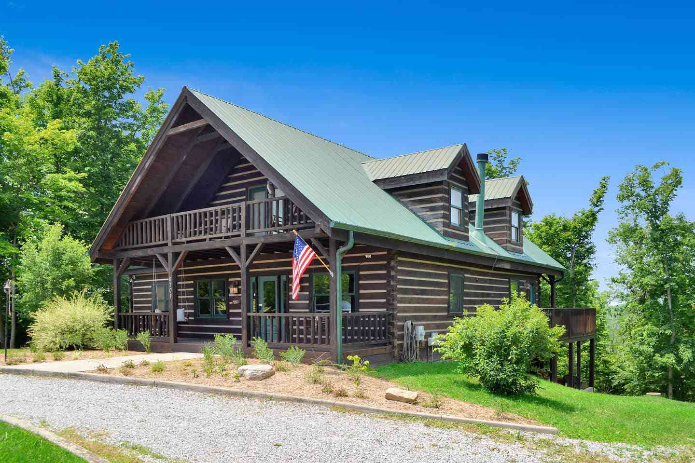 Branch Hill Cabin