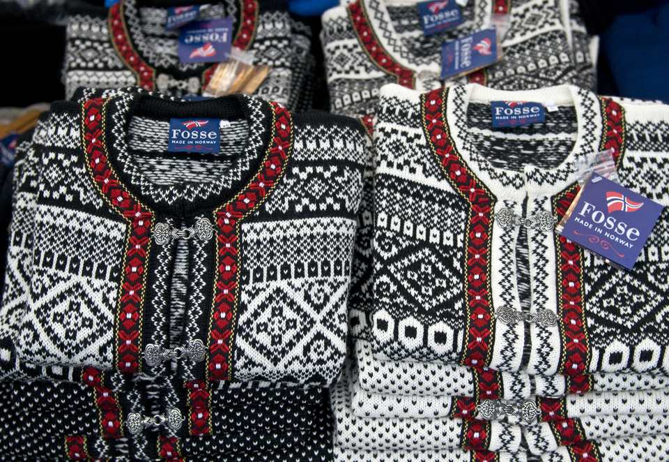 Dale Sweaters