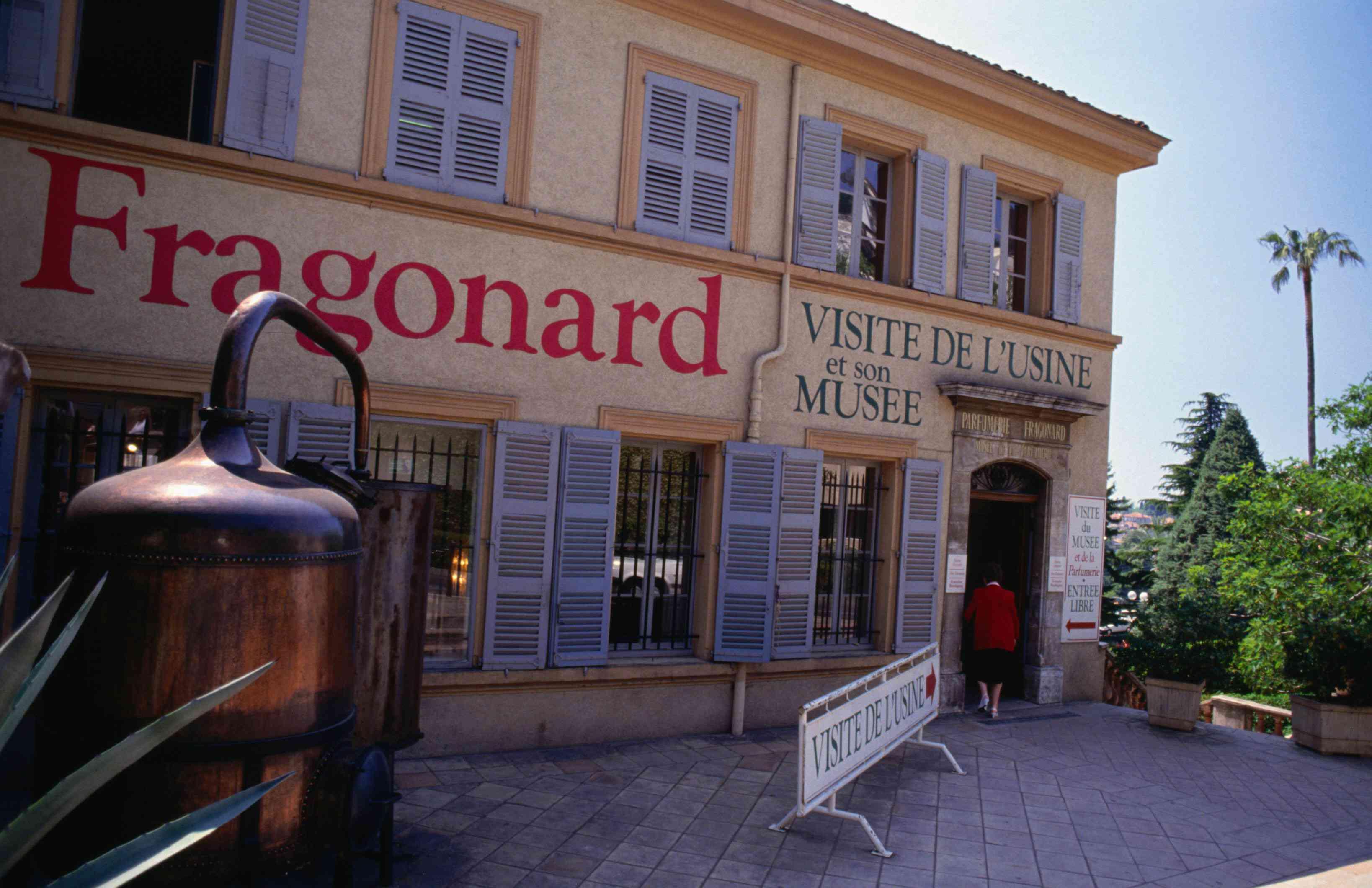 Fragonard Museum in Grasse, France