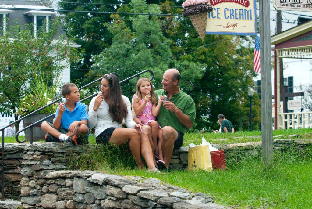 Old-Fashioned Fun in Stowe VT