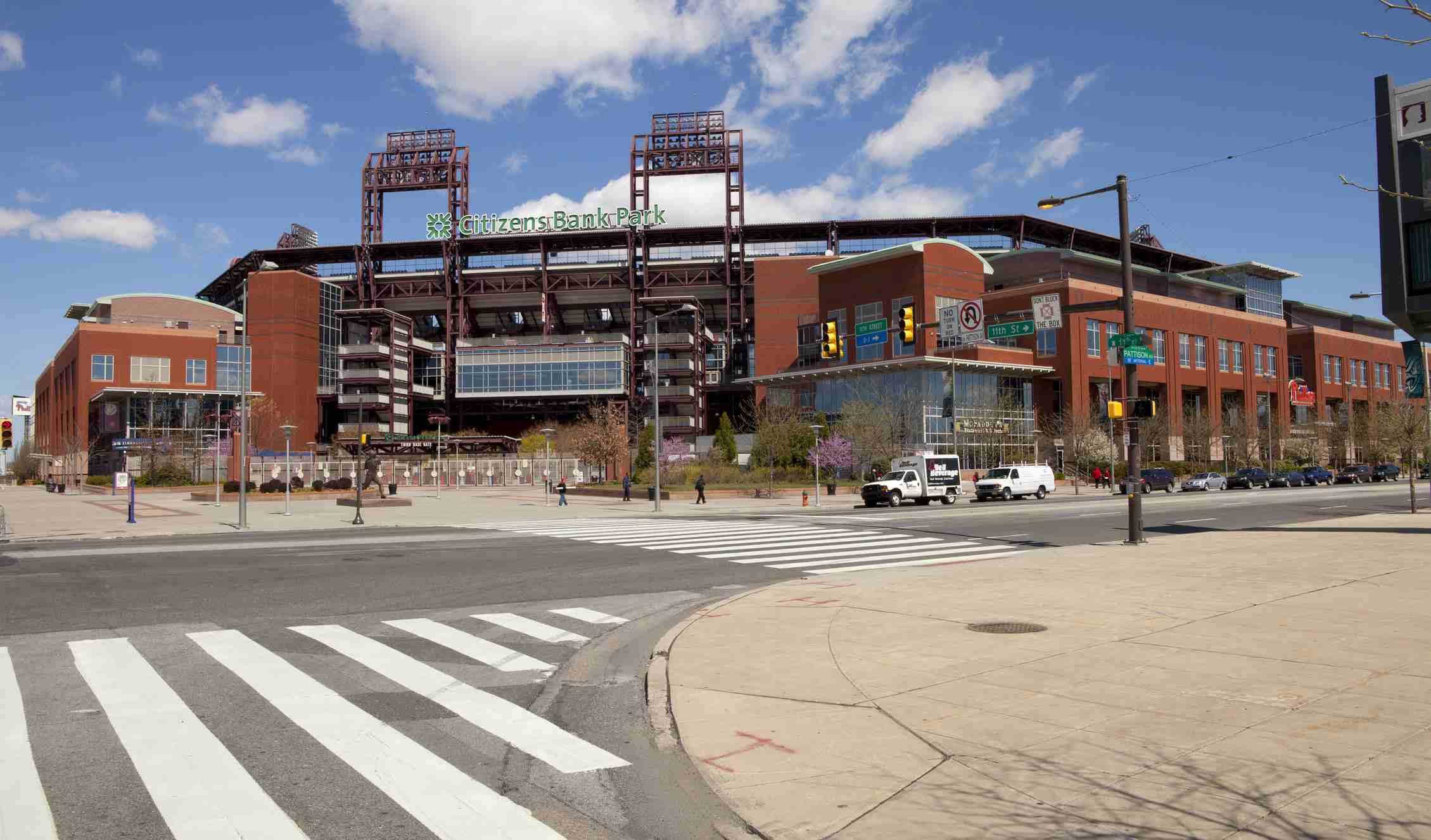 Philadelphia Phillies' Citizens Bank Park