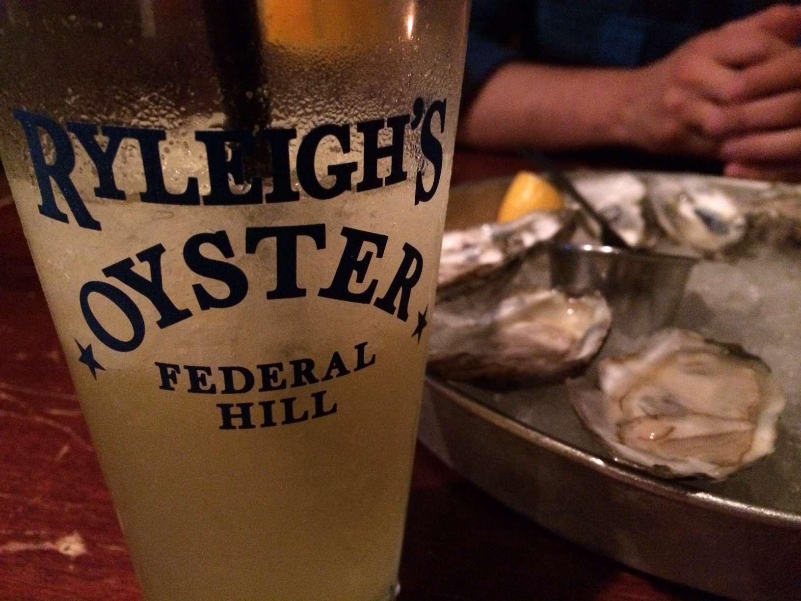 Ryleigh's Oyster bar
