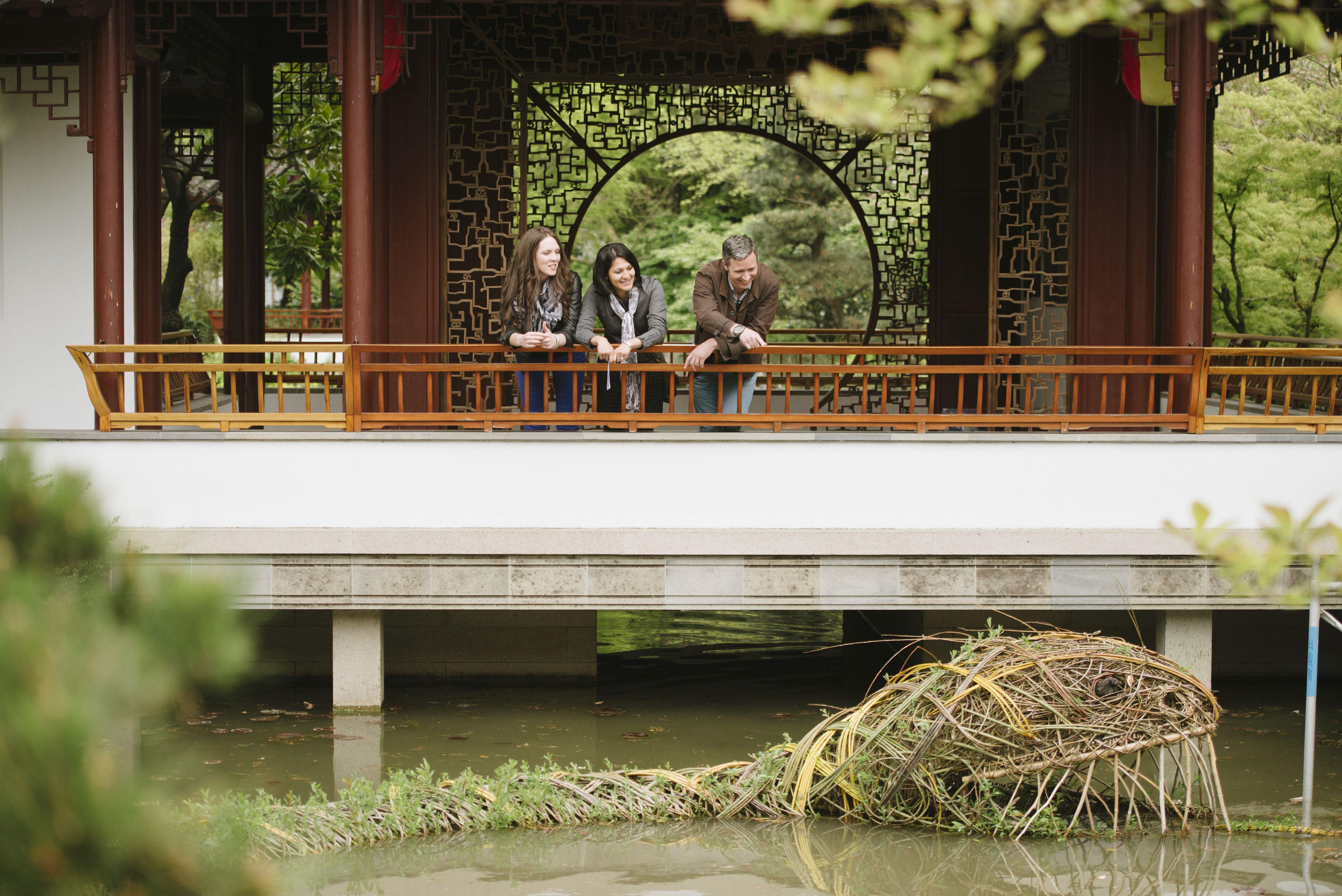 Dr. Sun Yat Sen Memorial Garden, Vancouver, BC