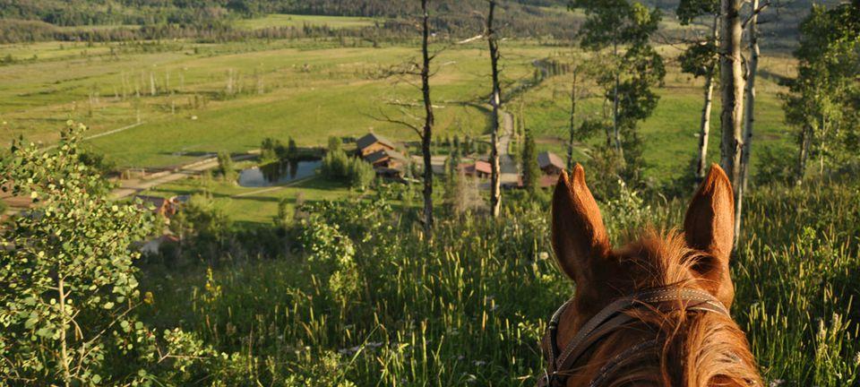 Vista Verde Ranch in Colorado
