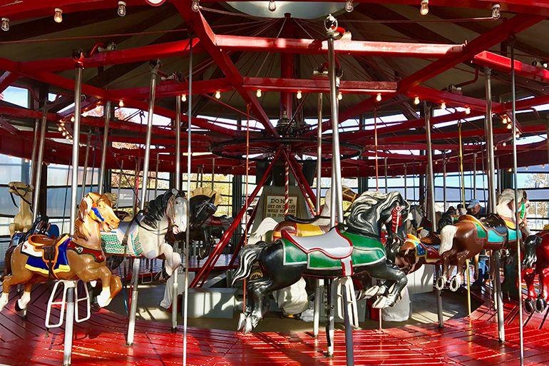 Greenport Antique Carousel
