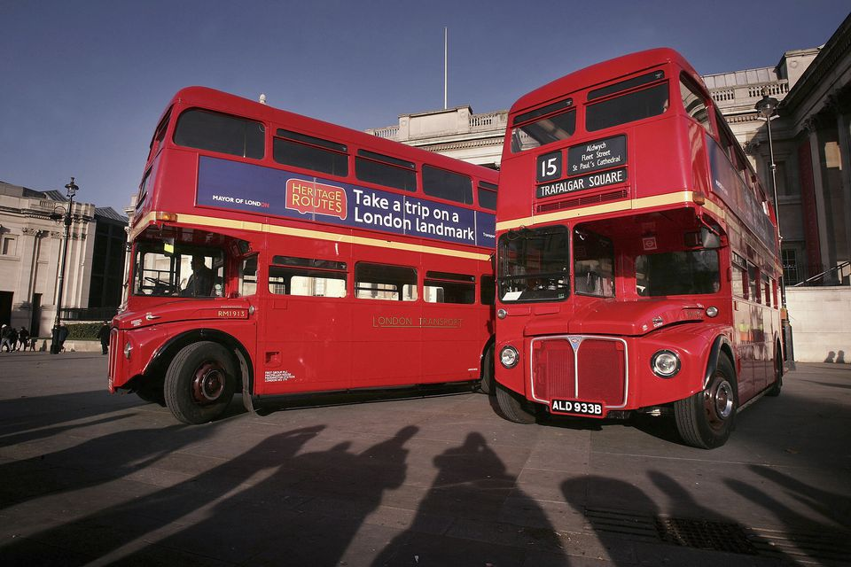Routemaster Bus