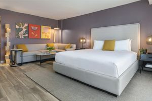 Hotel Madera room