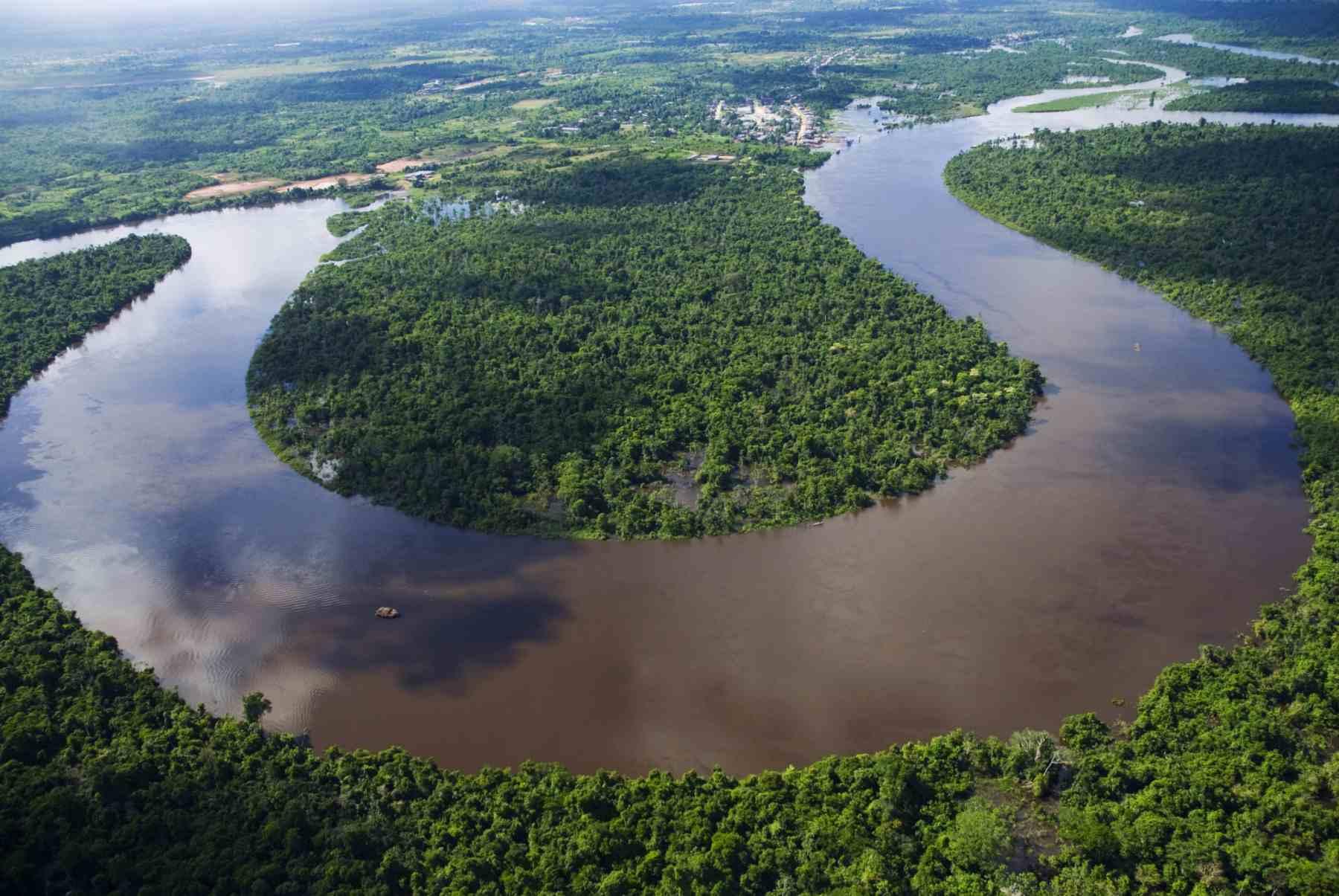 Nanay River, Peruvian Amazon