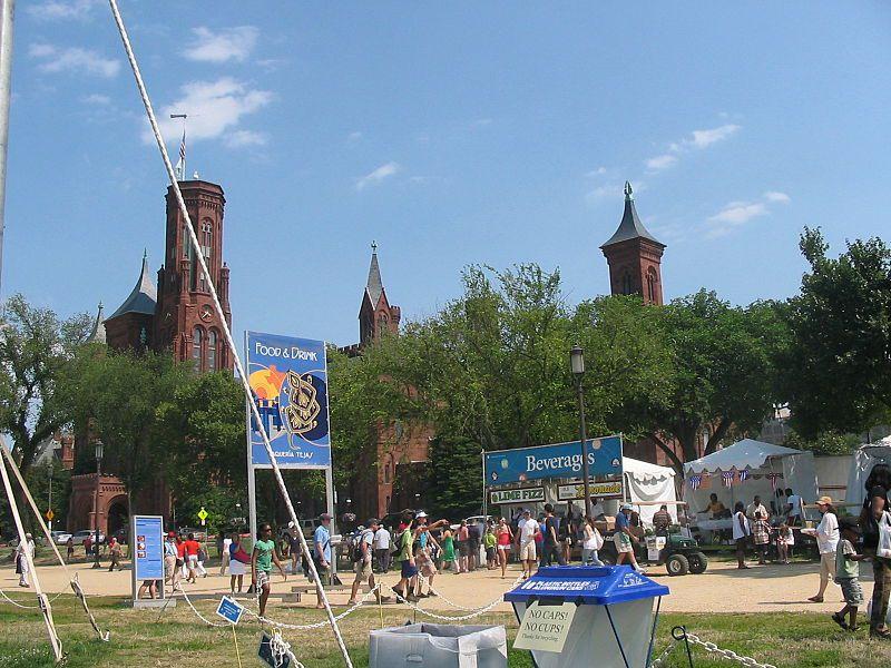 Smithsonian Folk Festival
