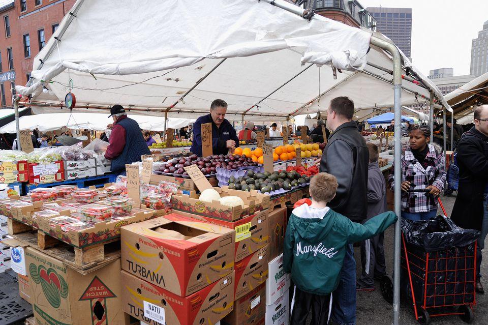 Mercado de Boston Haymarket