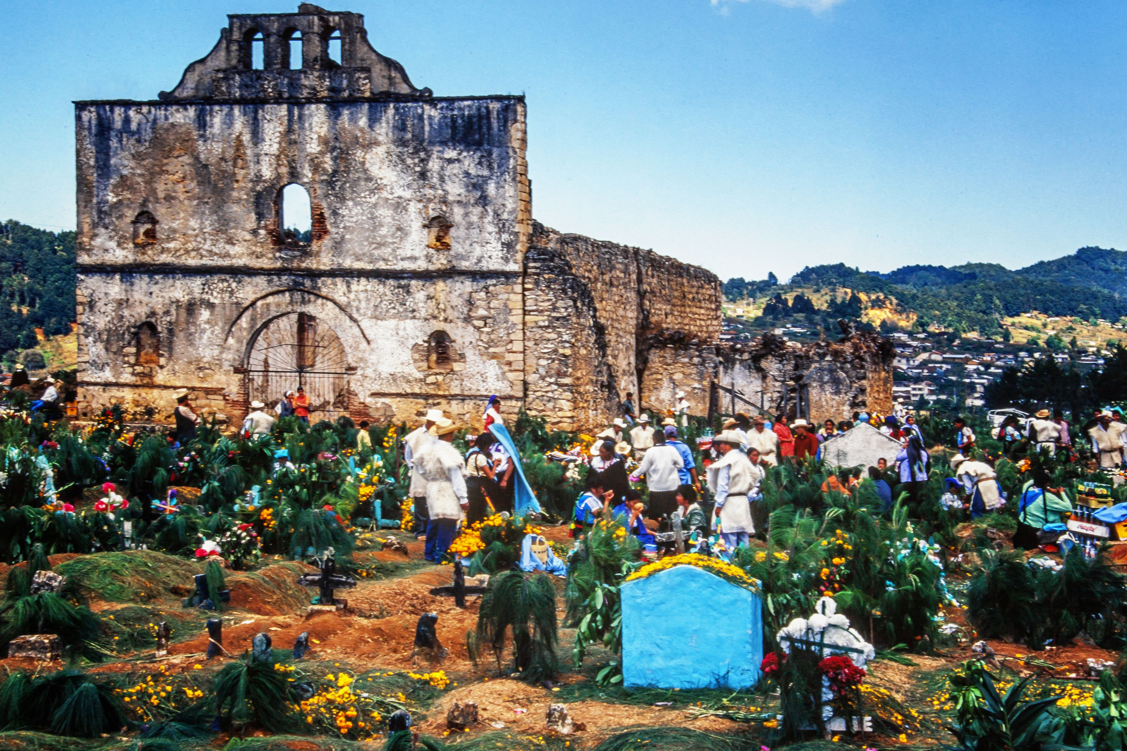 Day of the Dead in Chiapas, Mexico