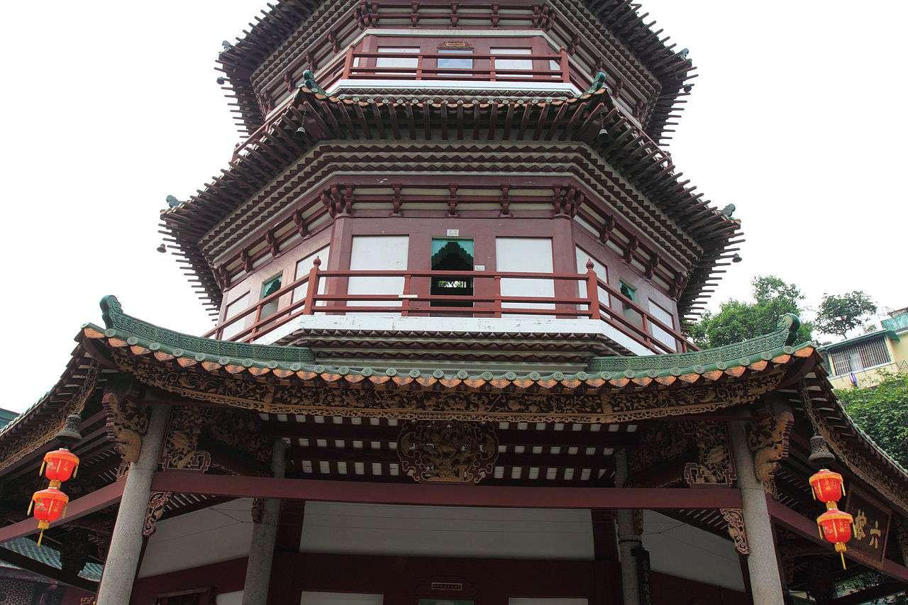 The Six Banyan Tree Temple in Guangzhou