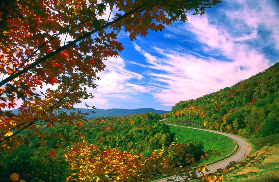 Best West Virginia Getaway Destinations