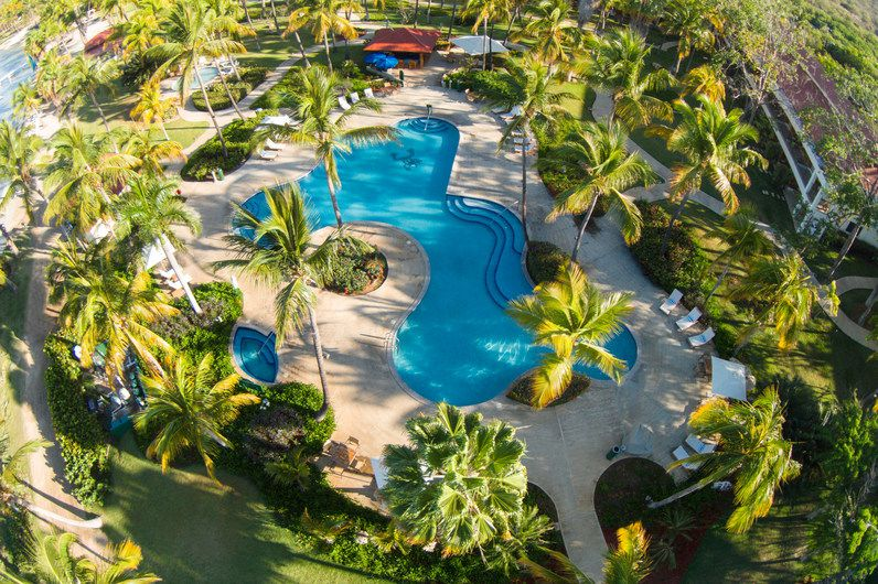 The Pool at Copamarina Resort
