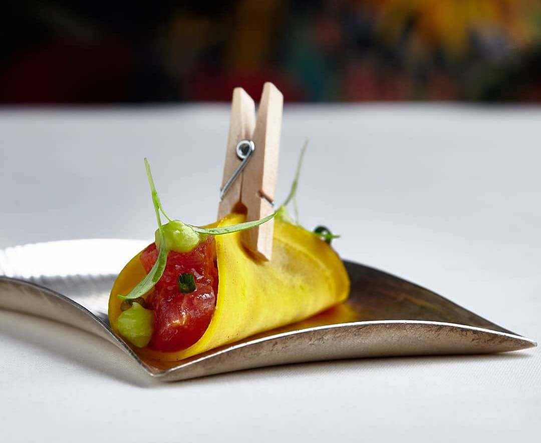 Small plate at Beco Cabaret Gourmet