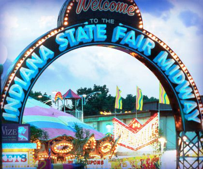 Indiana State Fair Promotional Days and Deals