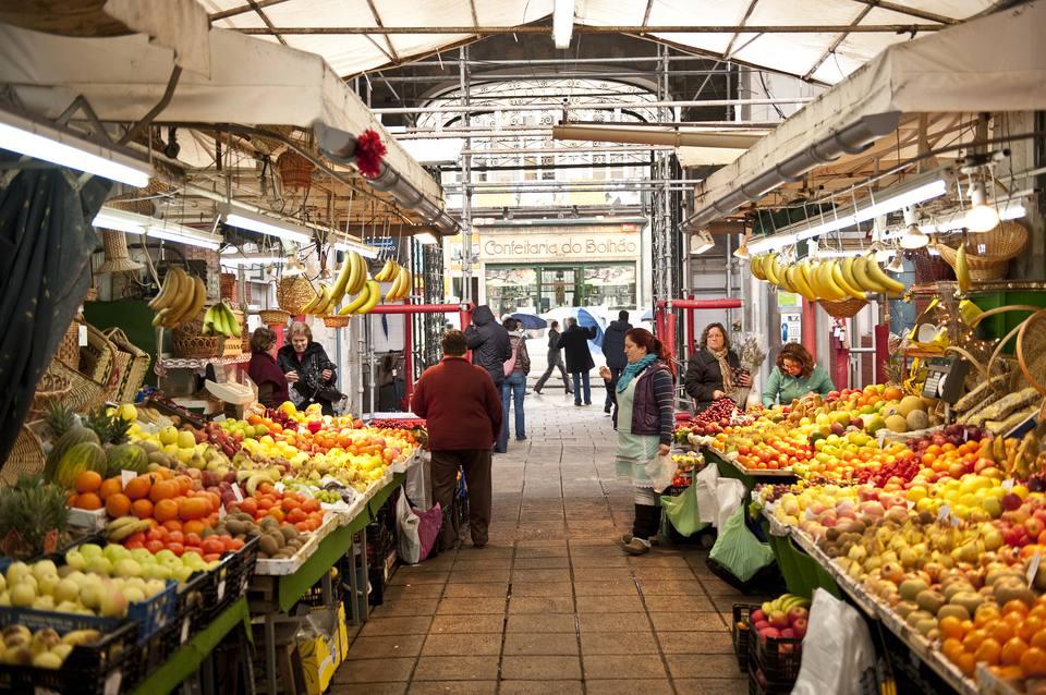 farmer's market sustainable