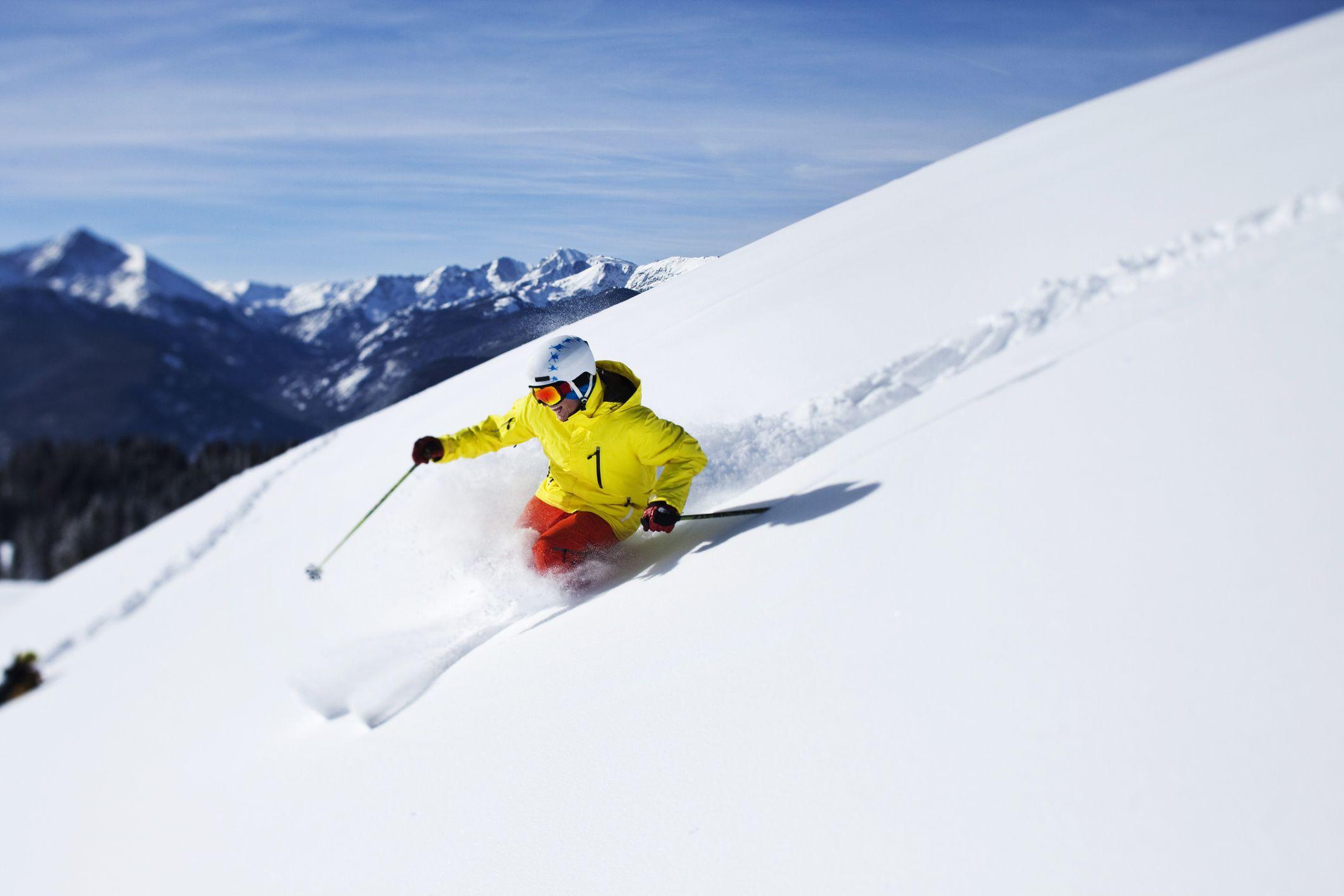 Shredding down the Colorado slopes