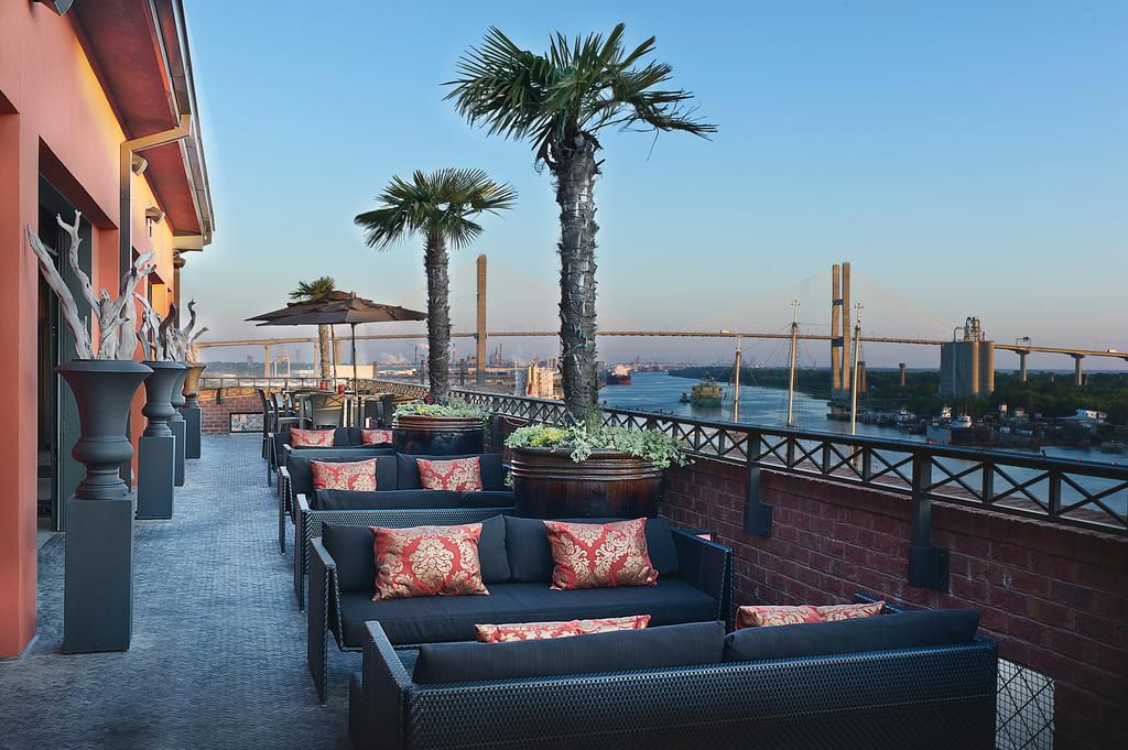 Bohemian Savannah Riverfront