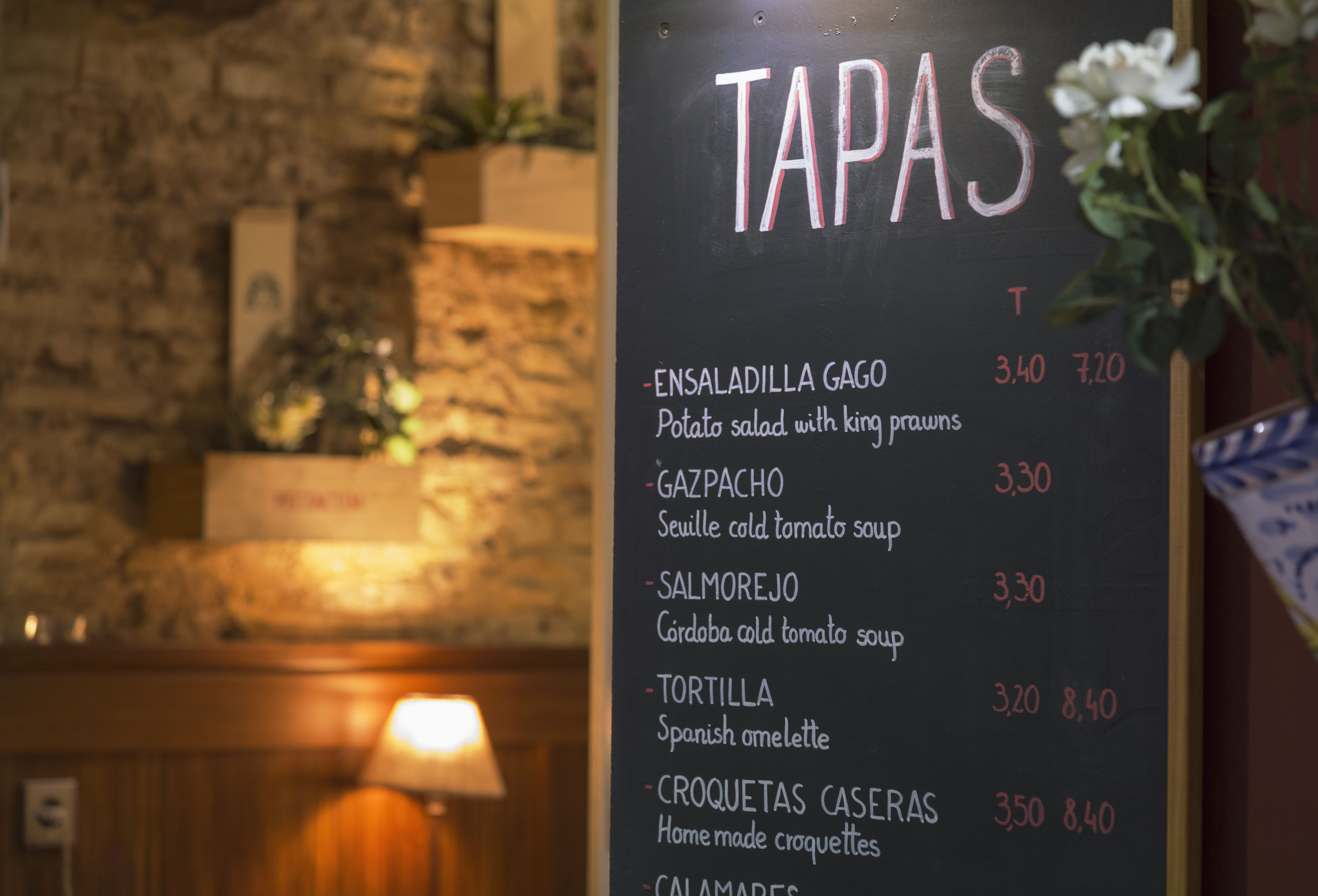 Where Can You Get The Best Tapas In Spain