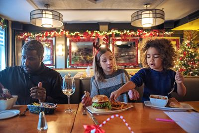 Fast Food Places Open On Christmas Day 2020 List of Restaurants Are Open on Christmas Day 2020