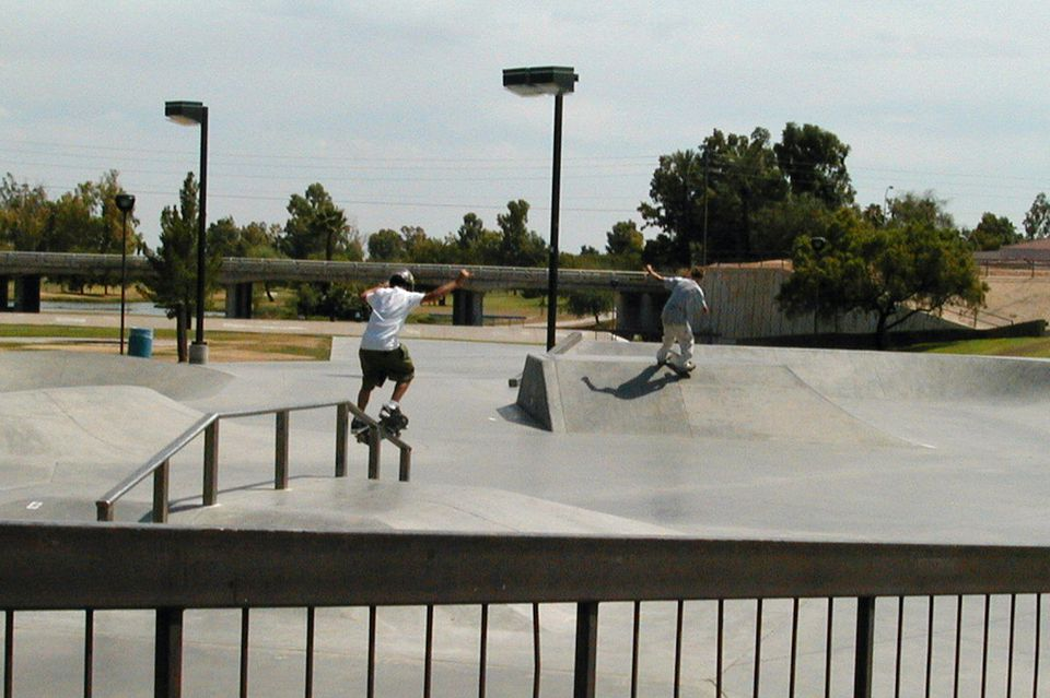 Phoenix Skate Parks