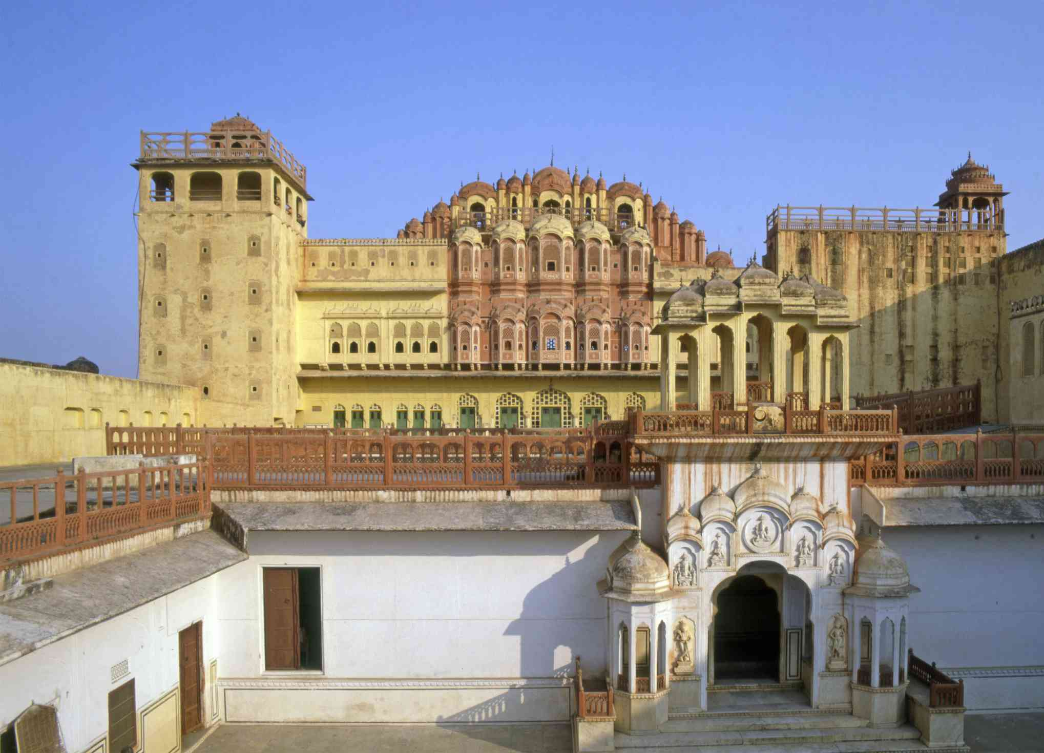 Hawa Mahal, Palace of the Winds