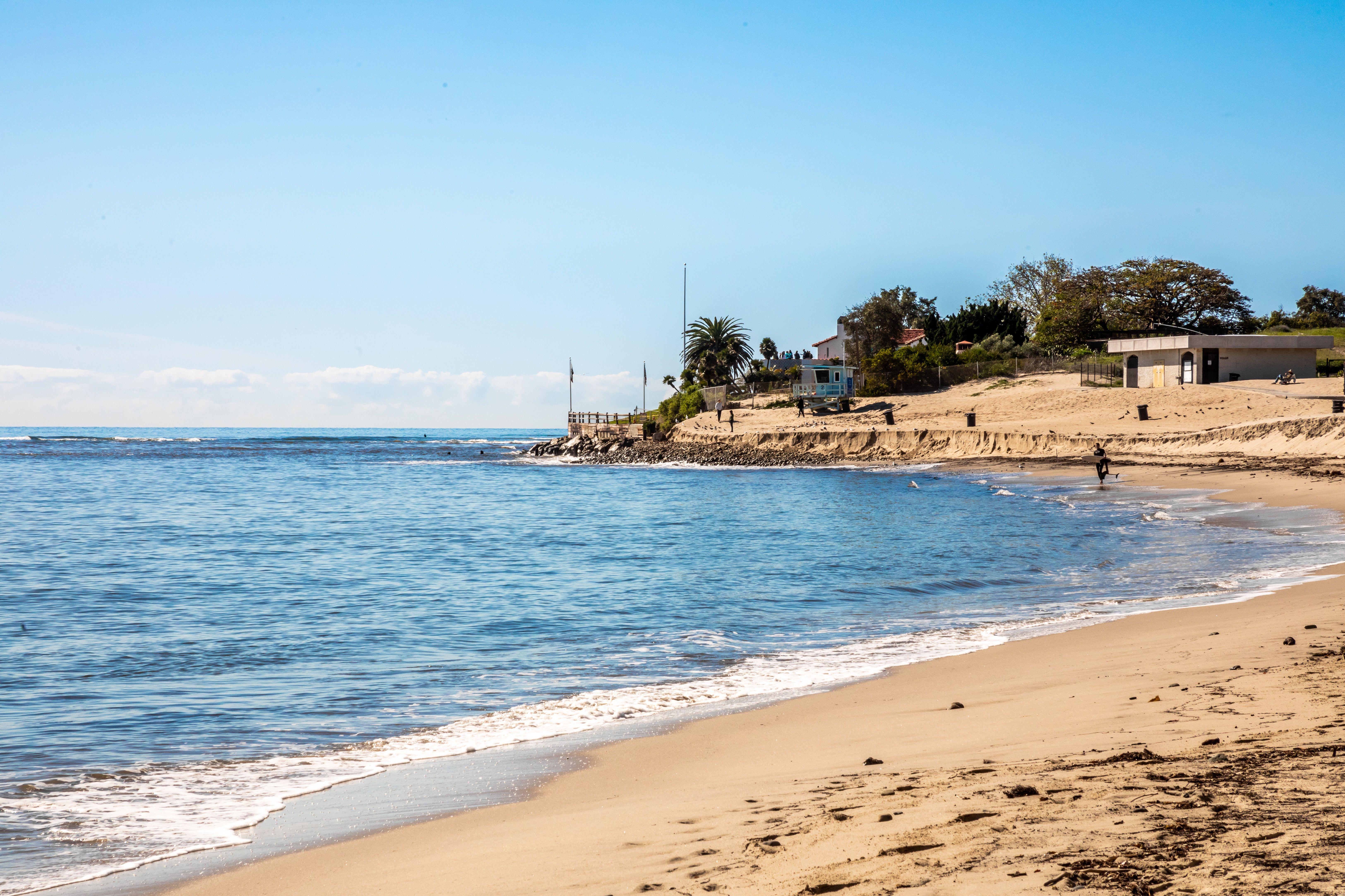 The Beach in LA